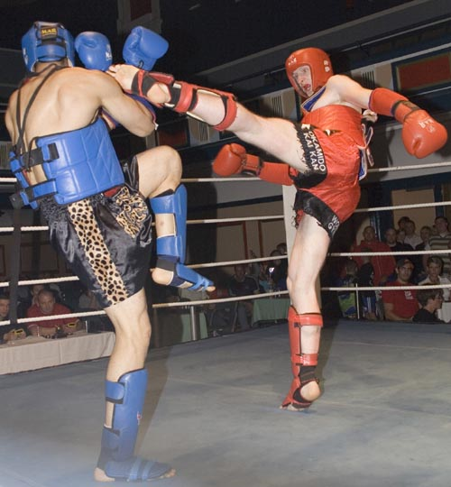 Amateur Kickboxing 83