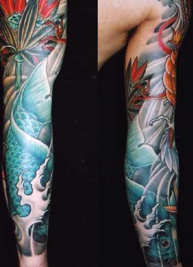 Shige Sleeve Shige or robert hernandez Japanese Finger Waves Shige