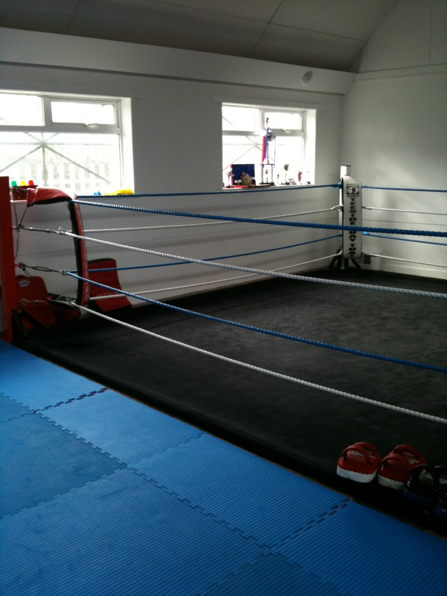 Ax Muay Thai Kickboxing Forum Boxing Ring For Sale